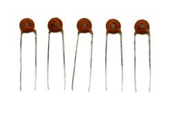 Ceramic Disc Capacitors .02mfd 50v