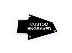 Custom Engraved Truss Rod Cover fits Ibanez RG Guitars Japan