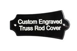 Custom Engraved Truss Rod Cover for Guild Guitars