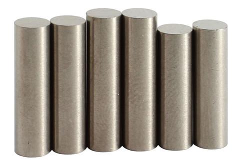 "A2 Staggered Rod Magnet Set .195"" diameter"