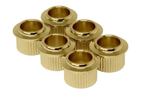 9.2mm diameter Conversion Bushings - Gold