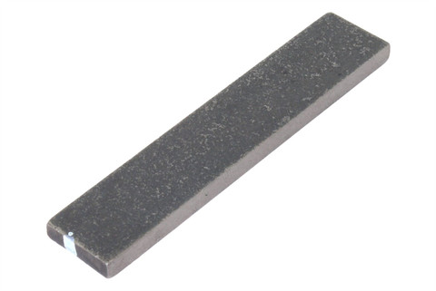 Alnico 8 Rough Bar Magnet 2.5 x .5 x .125 Magnetized SINGLE