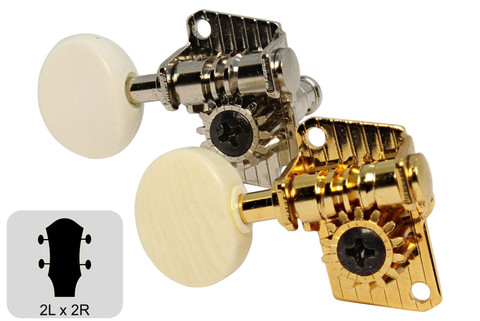 GOTOH UK12 Super Lightweight ukulele uke tuning machines