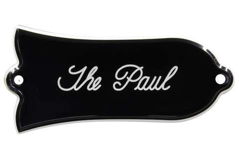 """Engraved """"The Paul"""" Truss Rod Cover for Gibson Guitars"""