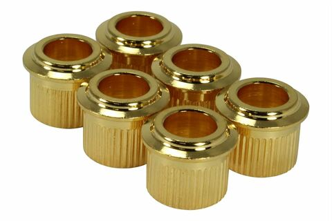 GOTOH 10mm Conversion bushings - Gold