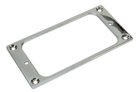 Chrome plated Humbucker size Filtertron mounting ring