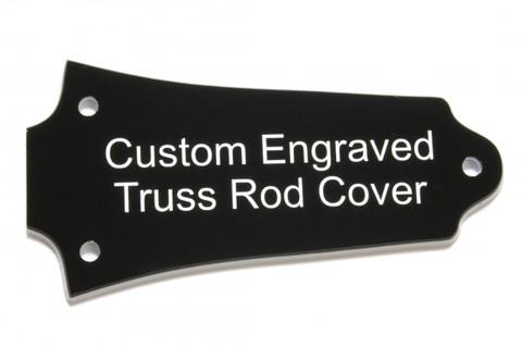 Custom Engraved truss rod cover for Older Epiphone guitars