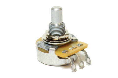 CTS 1meg Pot Audio Taper Solid Shaft