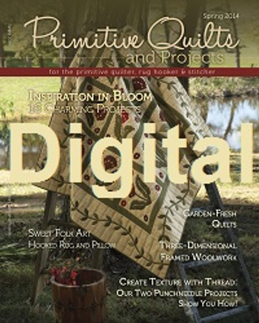 Spring 2014 Digital Download