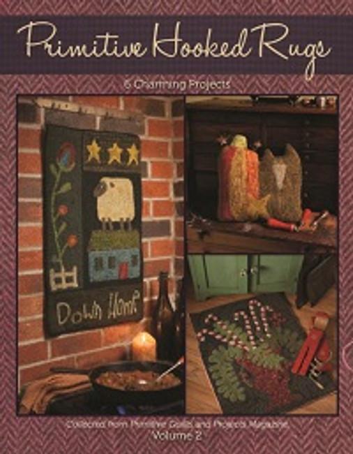 Primitive Hooked Rugs Volume 2
