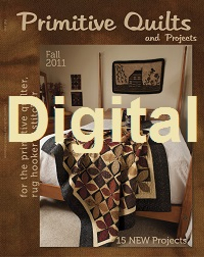 Fall 2011 Digital Download