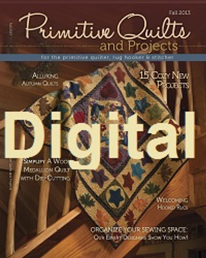 Fall 2013 Digital Download