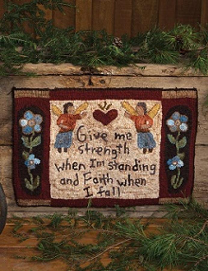 Give Me Strength Tonya Robey Mad Hen Primitives