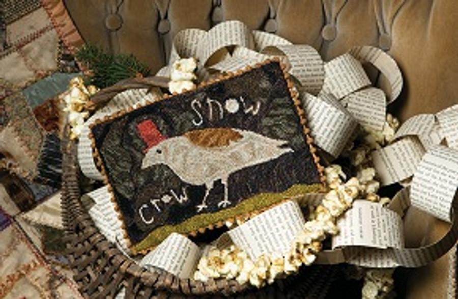 Snow Crow by Lori Brechlin