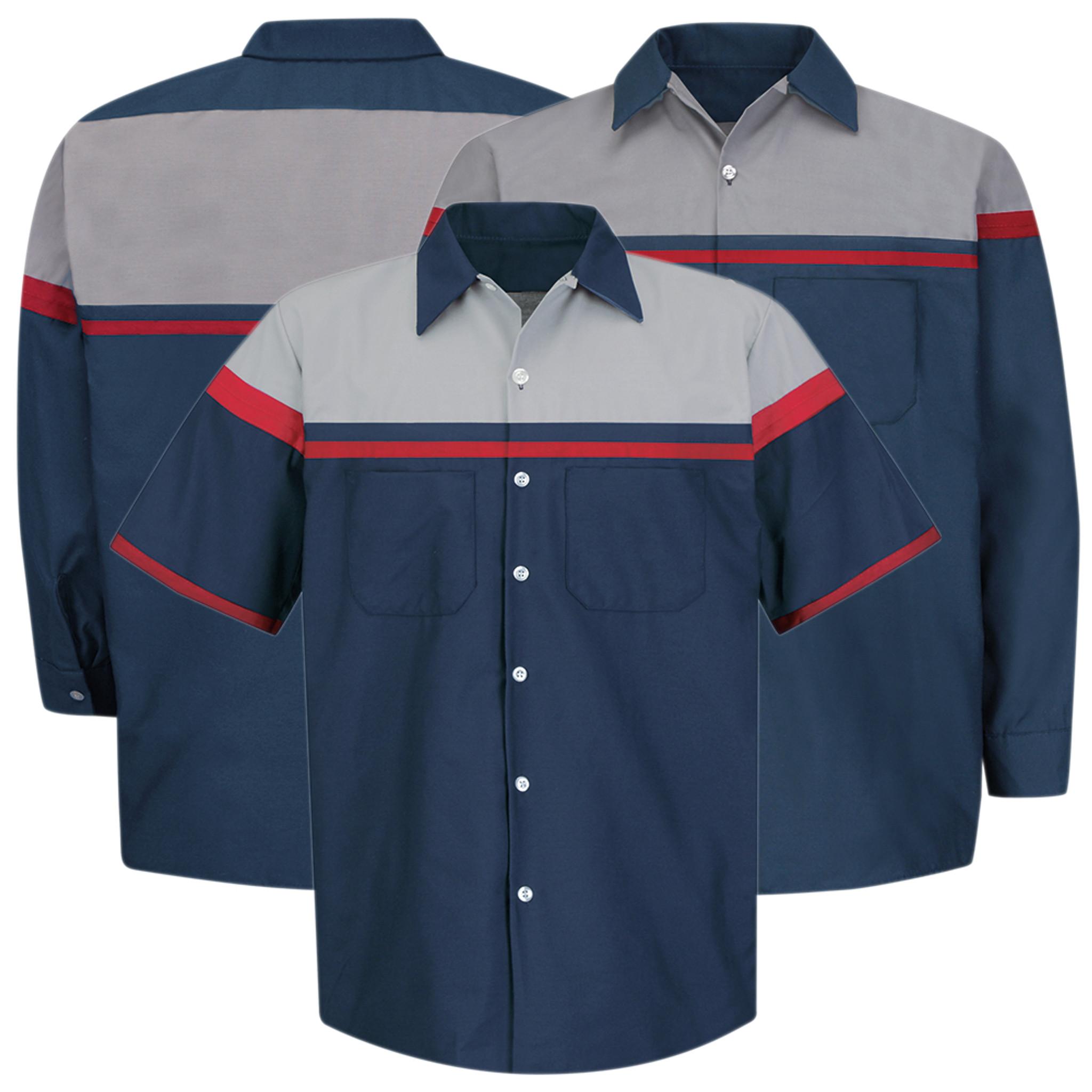 Technician Men S Shirts By Red Kap Free Shipping