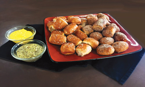 Soft Pretzel Nuggets (100)