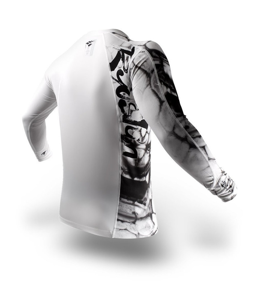 PunchTown Ryushin Ice Long Sleeve Rash Guard