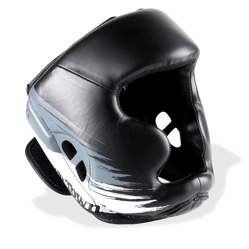 PunchTown Kranion Head Guard B/G/W