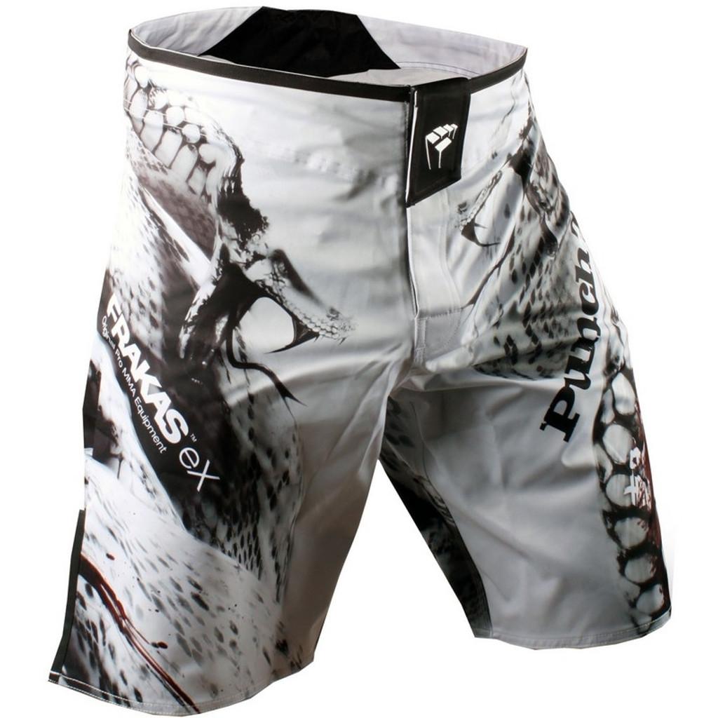 PunchTown Frakas eX Ice Mamba Fight Shorts