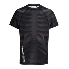 PunchTown Fracture Short Sleeve Rash Guard