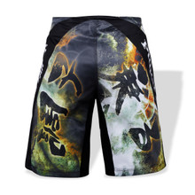 PunchTown The Balance Fight Shorts
