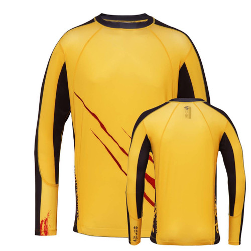 The Dragon Long Sleeve Rashguard