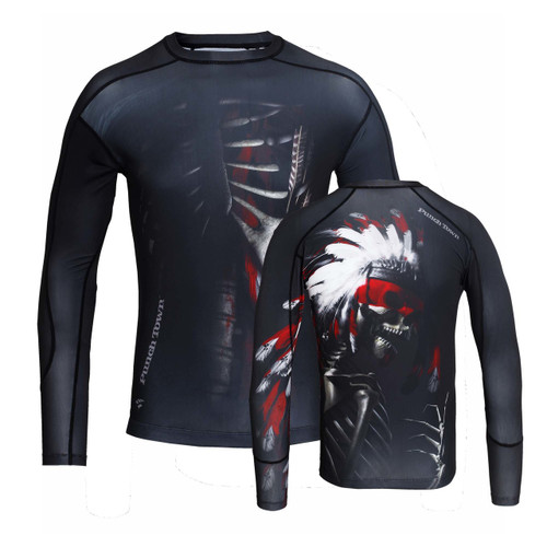 The Apache Long Sleeve Rashguard