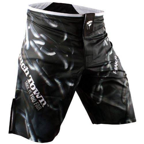 PunchTown Frakas eX Chainz Fight Shorts