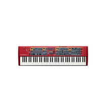 Nord Stage 2 EX Compact 73-Key Semi-Weighted Keybed With LED Drawbars E-E Key Range