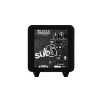Kanto SUB6 6-inch Powered Subwoofer (Gloss Black)