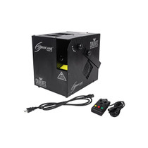 CHAUVET Hurricane Haze 2D Water-Based DJ Haze/Smoke/Fog Machine w/ Remote
