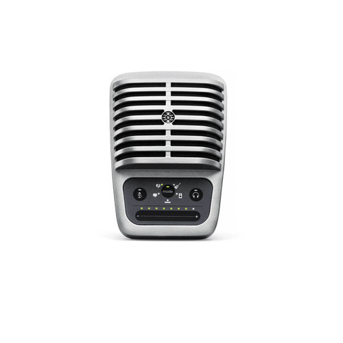 Shure MOTIV MV51 Digital Large-Diaphragm Condenser Microphone