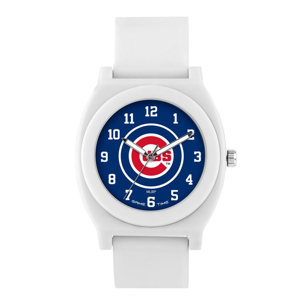 FAN WHITE SERIES CHICAGO CUBS