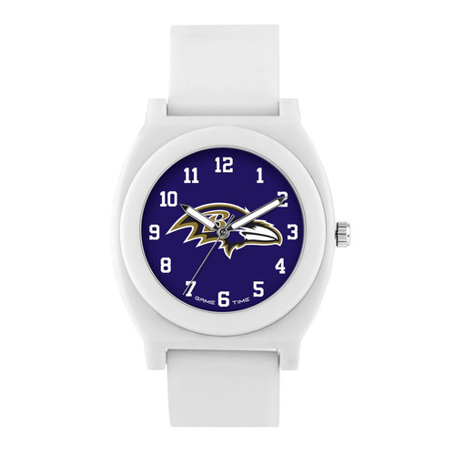FAN WHITE SERIES BALTIMORE RAVENS