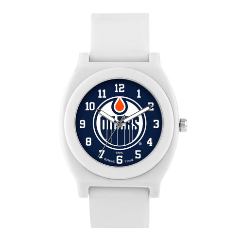 FAN WHITE SERIES EDMONTON OILERS