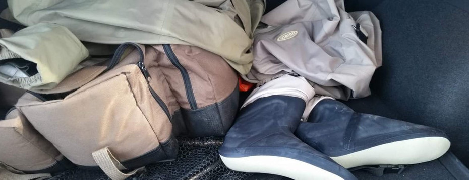 Caring for your Breathable Waders
