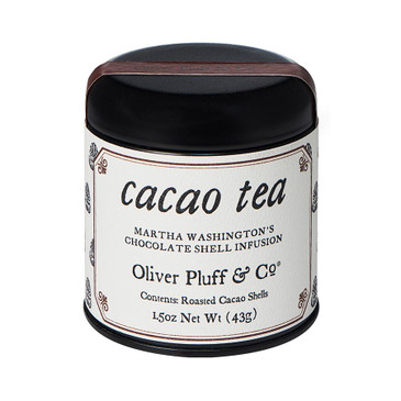 Cacao Shell Loose Leaf Tea