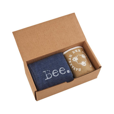 Papa Bee Shirt and Koozie Set