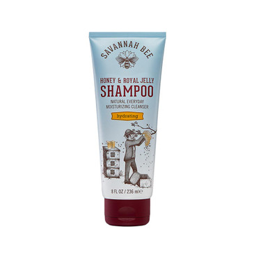 Hydrating Shampoo with Honey & Royal Jelly 8oz
