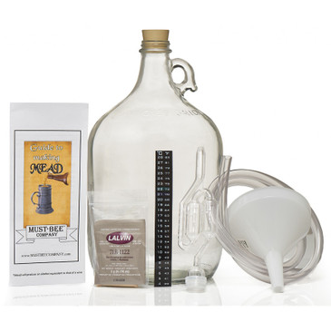 Make Your Own Mead Kit from Must Bee Company