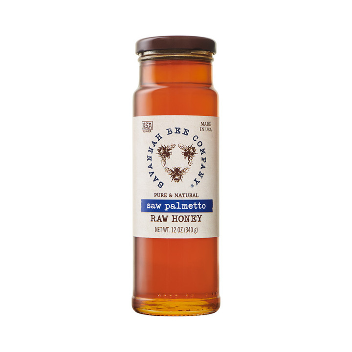 Savannah Bee Company Saw Palmetto Honey 12oz