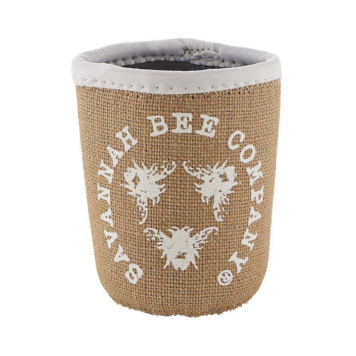 Savannah Bee Logo Koozie