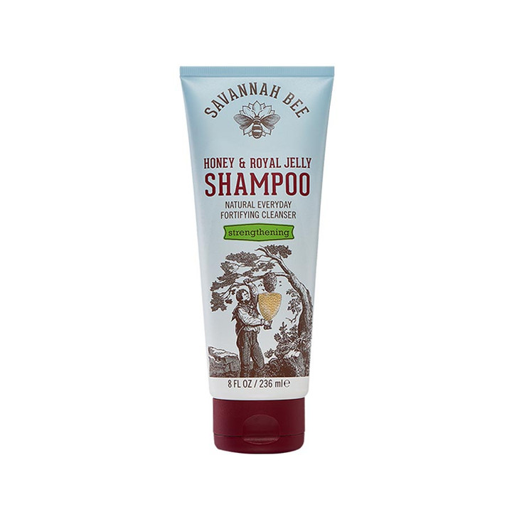 Strengthening Shampoo with Honey & Royal Jelly 8oz