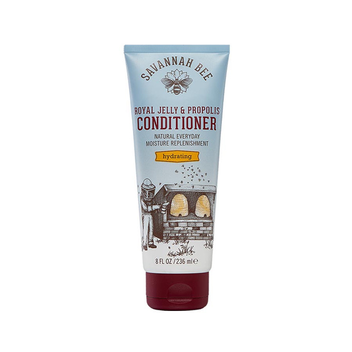 Hydrating Conditioner with Royal Jelly & Propolis 8oz
