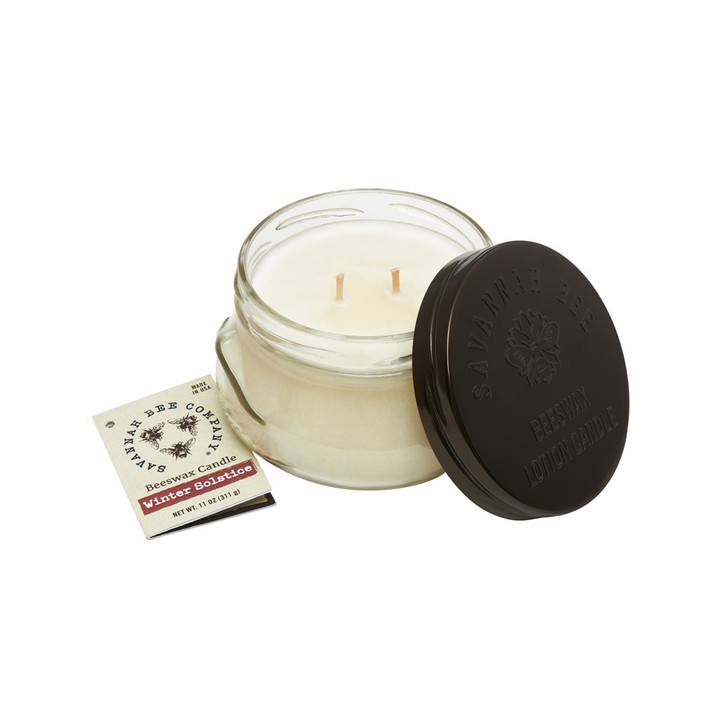 A Winter Solstice Candle can instantly make your home merry and bright!