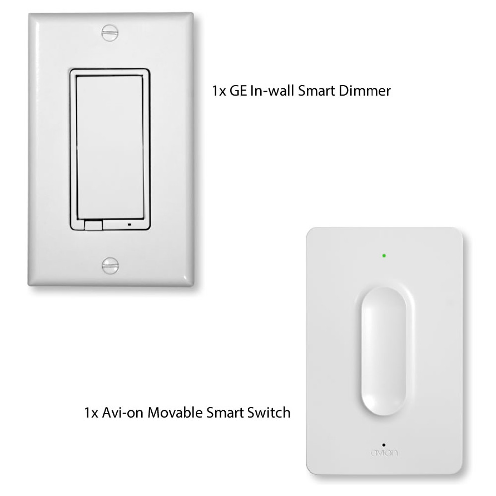 Wireless Moveable Switch Kit