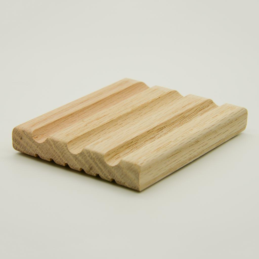 Handmade Real Oak Wooden Soap Dish| Horse O Peace