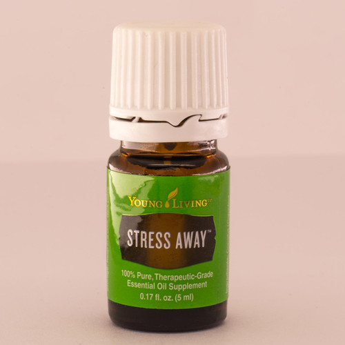 Young Living Stress Away Essential Oil 5 ml  | YL-4663-5ML | Horse O Peace