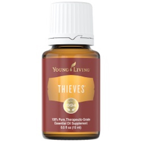 Young Living Thieves Essential Oil 5 ml  | YL-3423-5ML | Horse O Peace