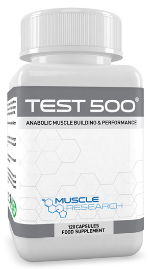 Test dietary supplement